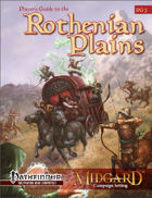 Midgard: Player's Guide to the Rothenian Plains
