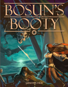 Bosun's Booty: Extras for Journeys to the West (Pathfinder RPG)