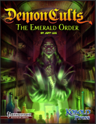 Demon Cults 1: The Emerald Order