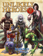 Unlikely Heroes for 5th Edition