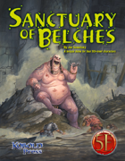Sanctuary of Belches for 5th Edition