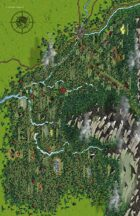 Margreve Forest Poster