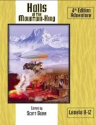 Halls of the Mountain King 4E