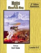 Halls of the Mountain King with Errata
