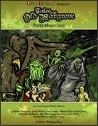 Tales of the Old Margreve Paper Miniatures (PFRPG)