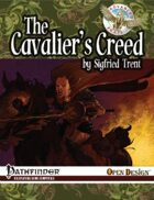 Advanced Feats: The Cavalier's Creed (Pathfinder RPG)
