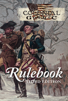 Colonial Gothic Rulebook 3rd Edition