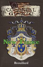 Colonial Gothic: New France