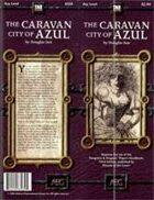 The Caravan City of Azul