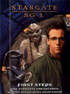 Stargate SG-1: First Steps