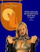 MDI: Wine Wine Cellar Dungeon Tile Map Set