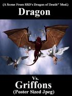 (DoD) Dragon Vs Griffons