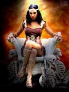 PFV: Hel Goddess Of Death (Poster Sized JPG)