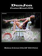 DunJon Poster JPG #7 (Goddess OF Death)