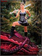 DunJon Poster JPG #22 (Dragon Slayer)