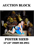 DunJon Poster JPG #45 (Auction Block)