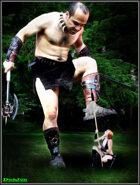 DunJon Poster JPG #49 (Giant vs. Amazon)