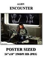 DunJon Poster JPG #86 (Alien Encounter)