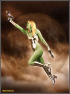 DunJon Poster JPG #92 (Alien Flight)
