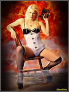 DunJon Poster JPG #93 (The Hot Seat)