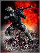 DunJon Poster JPG #111 (HALO Warrior)