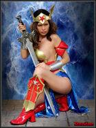 DunJon Poster JPG #122 (CosPlay: Sword Maiden)