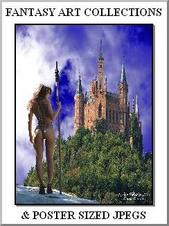 Poster Sized Fantasy Art