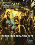 Interface Zero 2.0 Character Creation Beta test