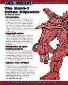 RDP: OGL Mecha: The MK.7 Urban Defender