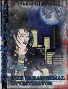 RDP: Beyond Modern: The Paranormal Investigator