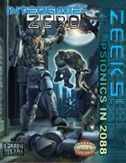 Zeeks: Psionics in 2088