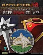 BattleTech: Third League Turning Points: Free Taiw...St. Ives