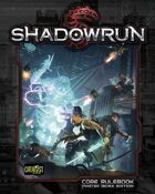 Shadowrun: Fifth Edition Core Rulebook (Master Index Edition)