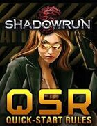 Shadowrun: Fifth Edition Quick-Start Rules