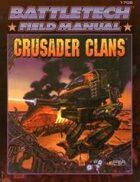 BattleTech: Field Manual: Crusader Clans