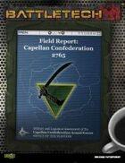 BattleTech: Field Report 2765: CCAF