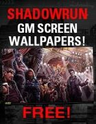Shadowrun: Gamemaster Screen Wallpapers