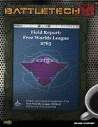 BattleTech: Field Report 2765: FWLM