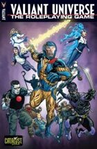 Valiant Universe: The Roleplaying Game
