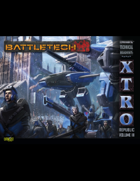 BattleTech: Experimental Technical Readout: Republic Volume III