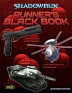 Shadowrun: Runner's Black Book