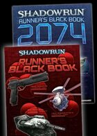 Shadowrun: Runner's Black Book Combo