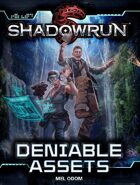 Shadowrun: Deniable Assets