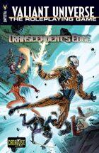 Valiant Universe RPG: Transcendent's Edge