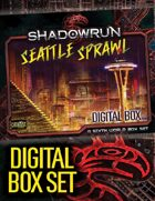 Shadowrun: Seattle Sprawl Digital Box Set