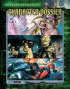 Shadowrun: Character Dossier