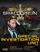 Shadowrun Missions: Special Investigation Unit (0703)