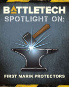 BattleTech: Spotlight On: First Marik Protectors