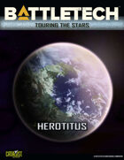 BattleTech: Touring the Stars: Herotitus