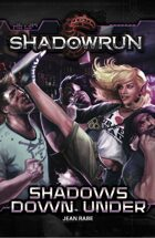 Shadowrun: Shadows Down Under